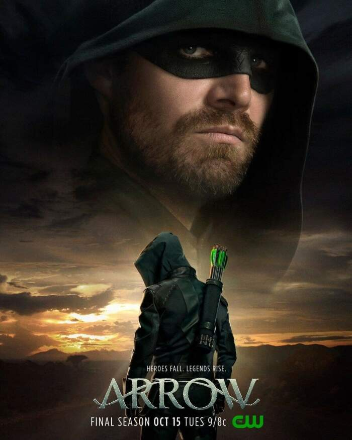 Arrow S06E13 XviD-AFG