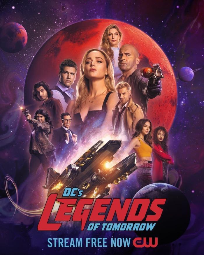 DCs Legends of Tomorrow S03E14 XviD-AFG