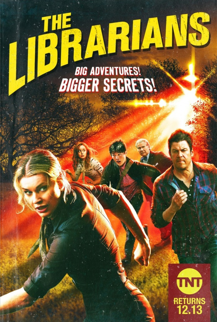 The Librarians US S04E12 XviD-AFG