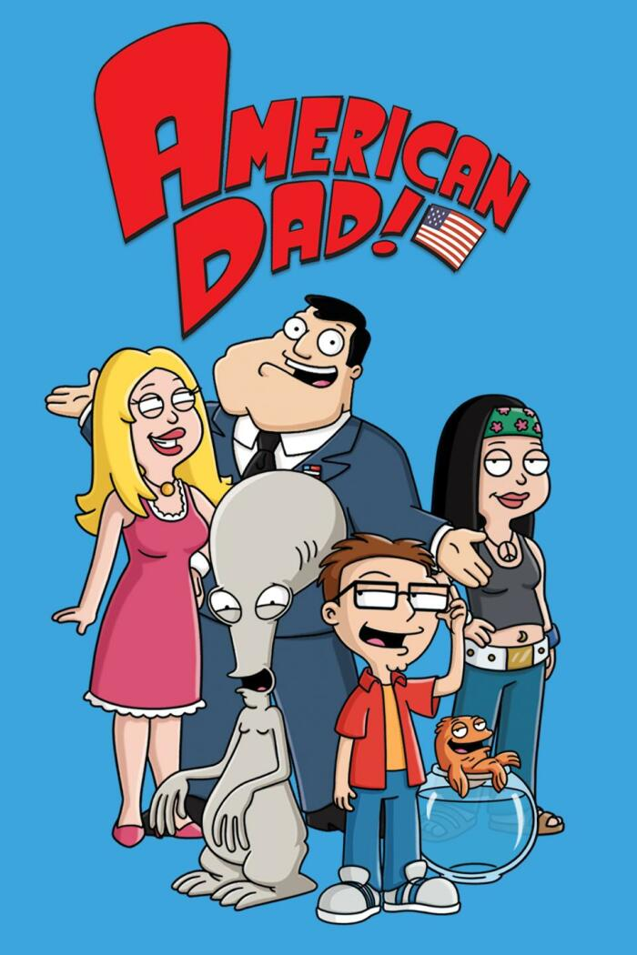 American Dad S14E07 XviD-AFG