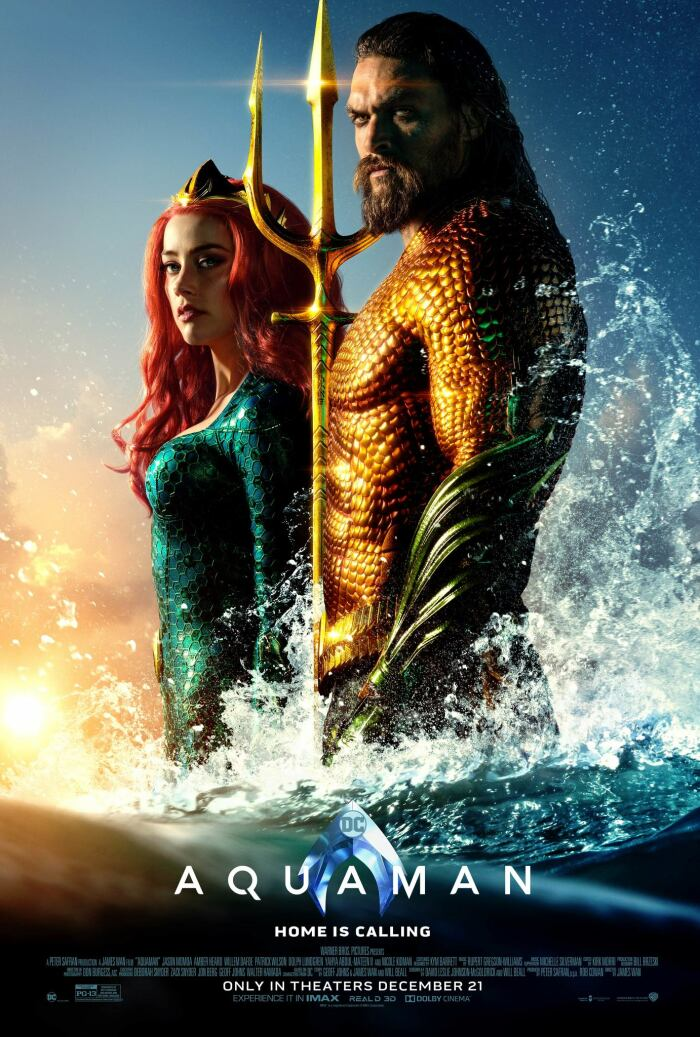 Aquaman 2018 720p BluRay