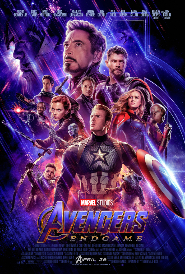 Avengers Endgame 2019 BDRip