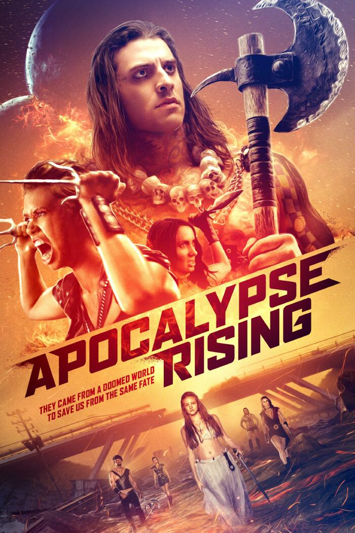 Apocalypse Rising 2018 BDRip