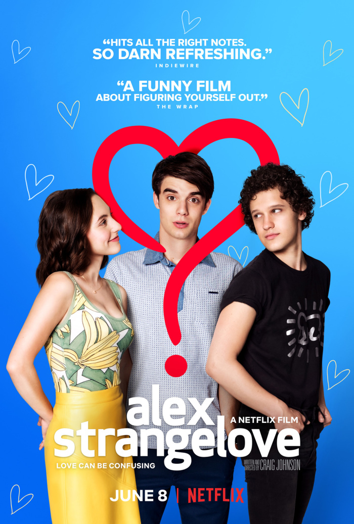 Alex Strangelove 2018 HDRip