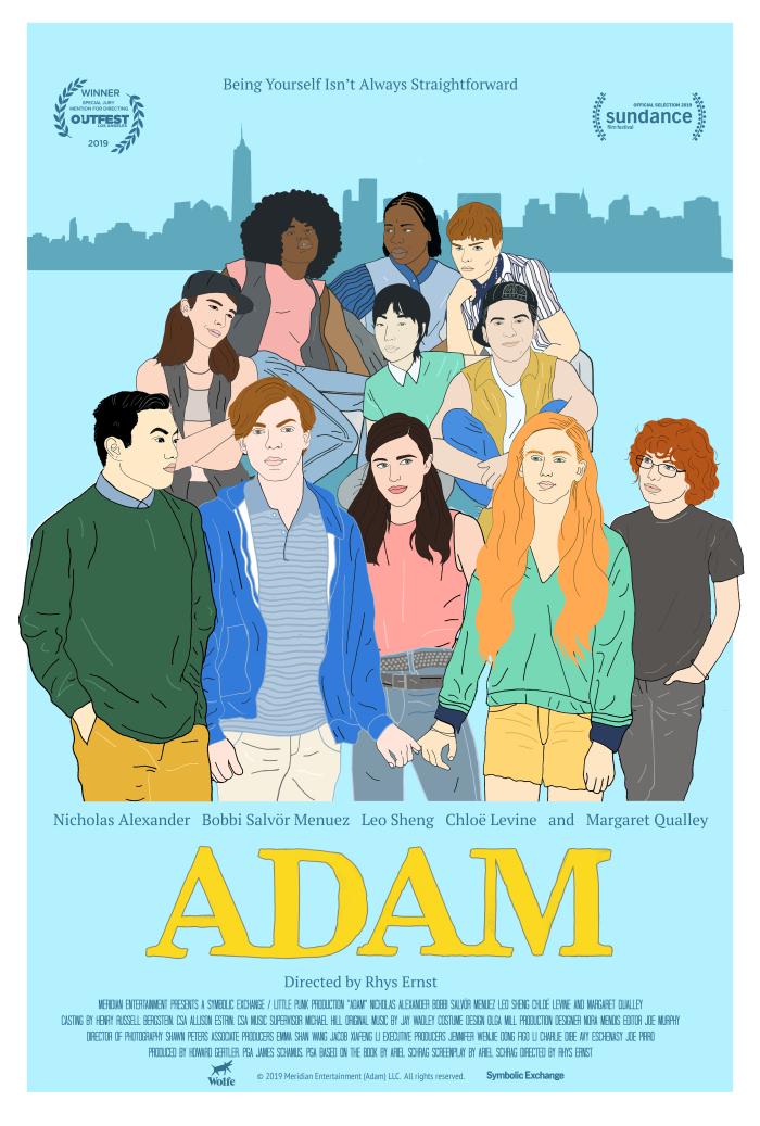 Adam 2019 DVDRip