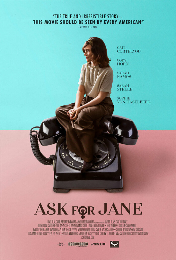 Ask For Jane 2019 HDRip