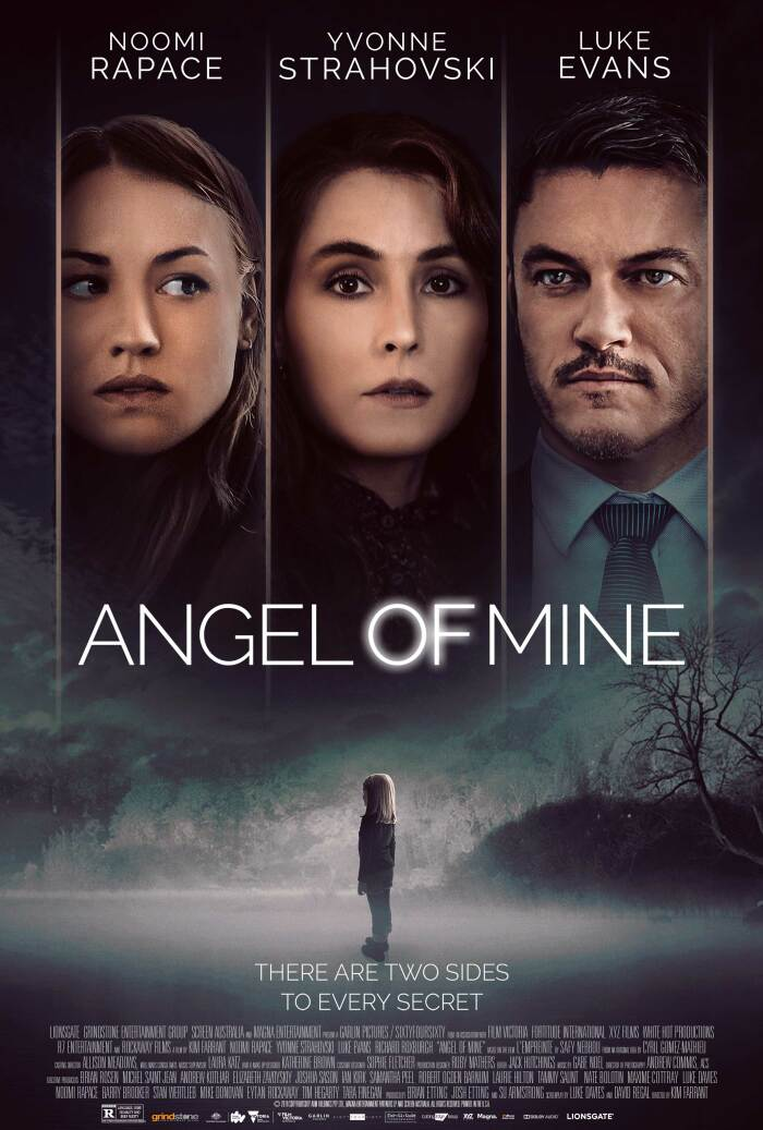 Angel Of Mine 2019 HDRip
