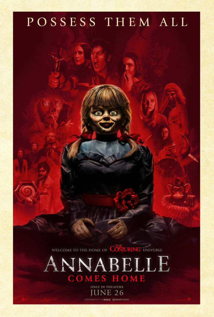 Annabelle Comes Home 2019 HDRip
