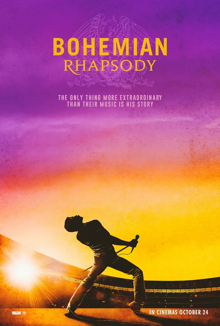 Bohemian Rhapsody 2018 HDRip