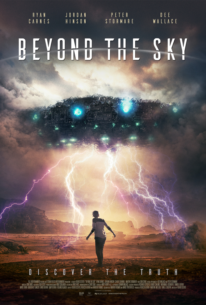 Beyond The Sky 2018 HDRip