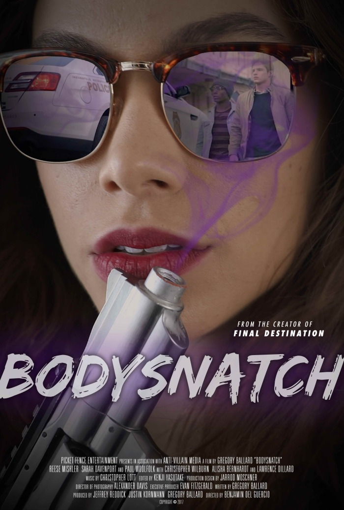 Bodysnatch 2018 BDRip