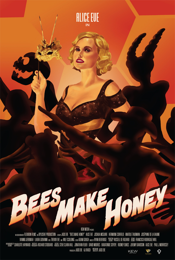 Bees Make Honey 2017 HDRip