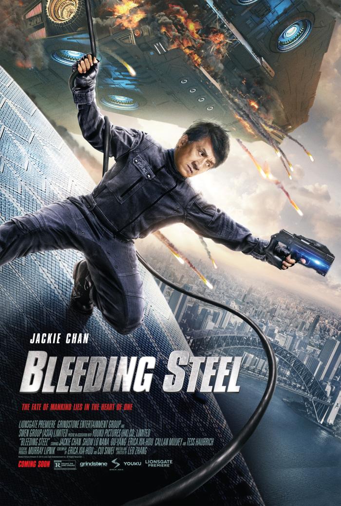 Bleeding Steel 2017 HDRip