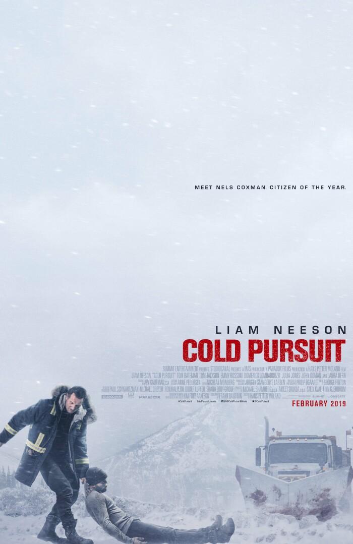 Cold Pursuit 2019 HDRip