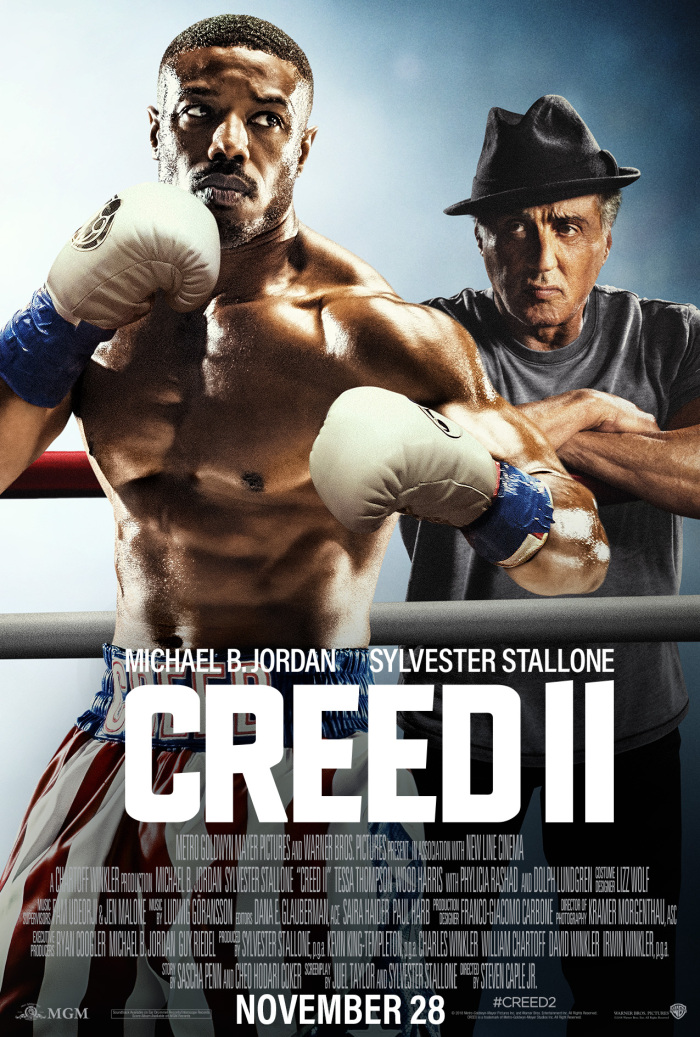 Creed 2 2019 BRRip