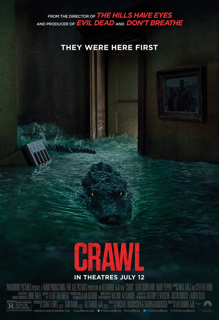Crawl 2019 720p BluRay