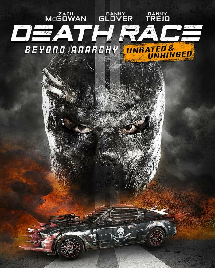 Death Race 4 Beyond Anarchy 2018