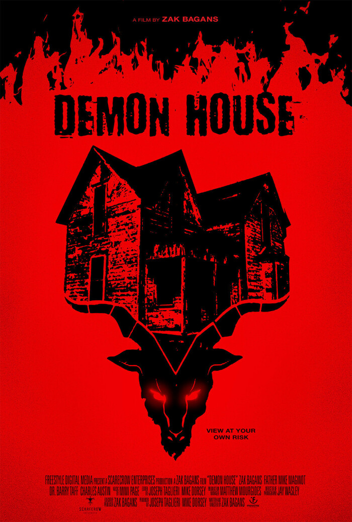Demon House 2018 HDRip