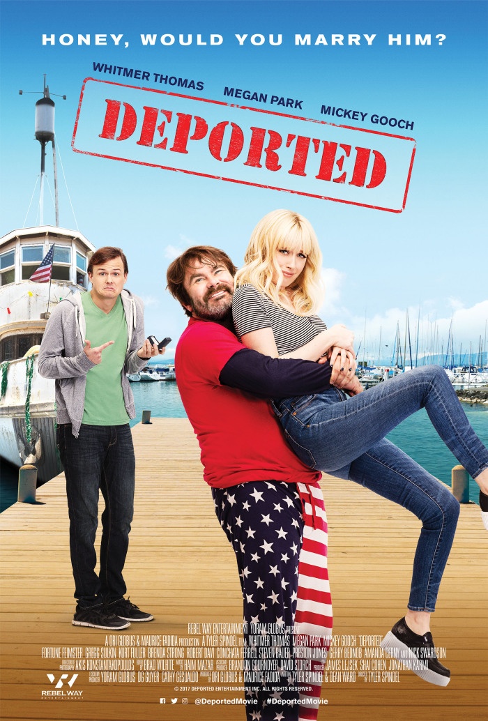 Deported 2020 HDRip