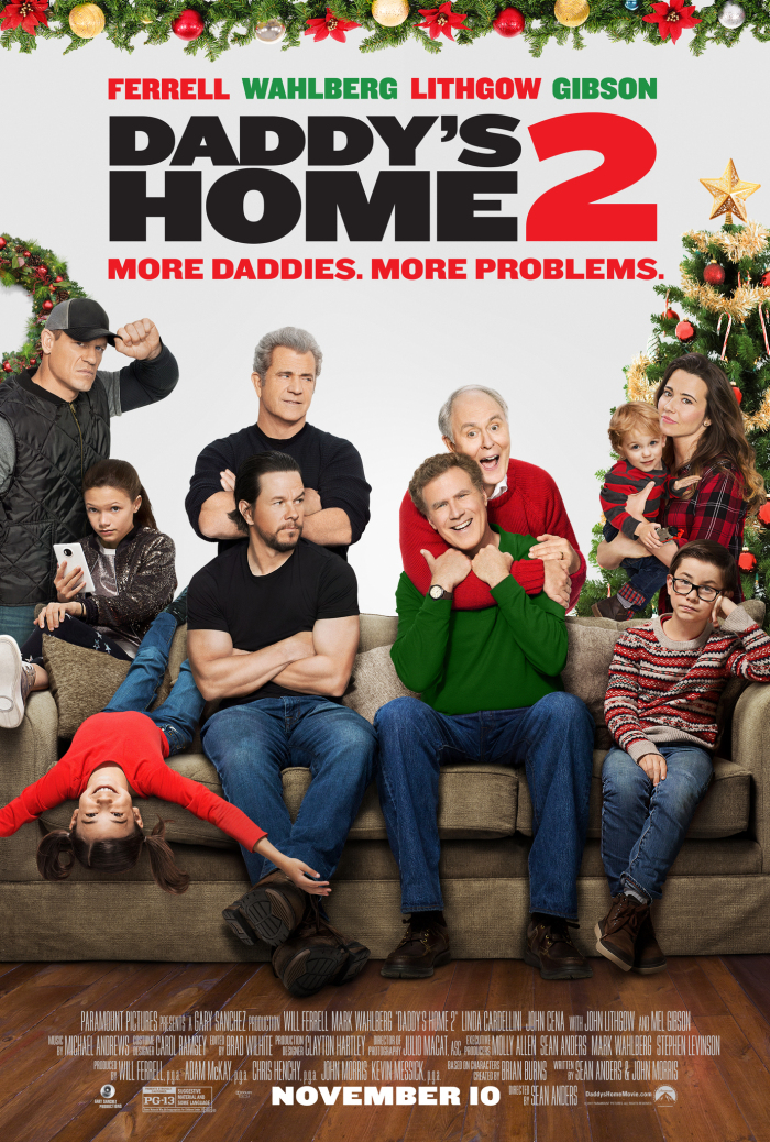 Daddys Home 2 2017 HDRip