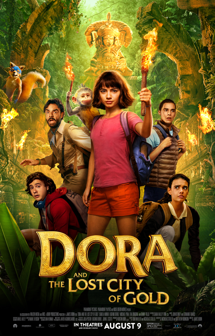 Dora And The Lost City Of Gold 2019 BDRip