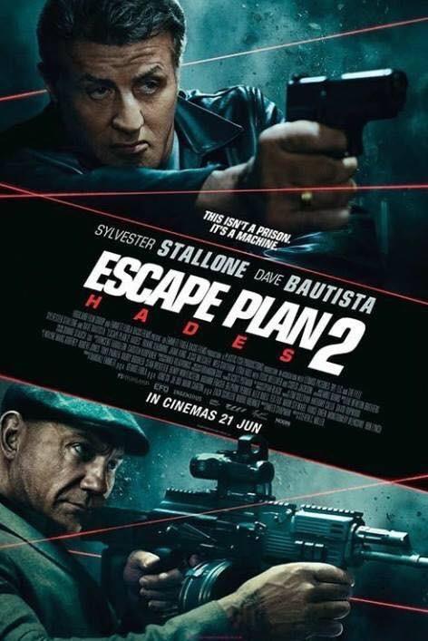 Escape Plan 2 Hades 2018 BDRip