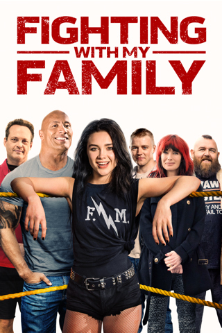 Fighting with My Family 2019 HDRip