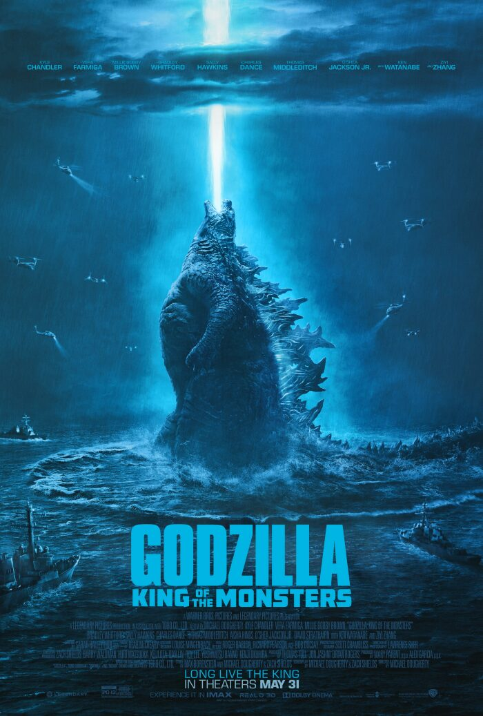 Godzilla King of the Monsters 2019 HDRip