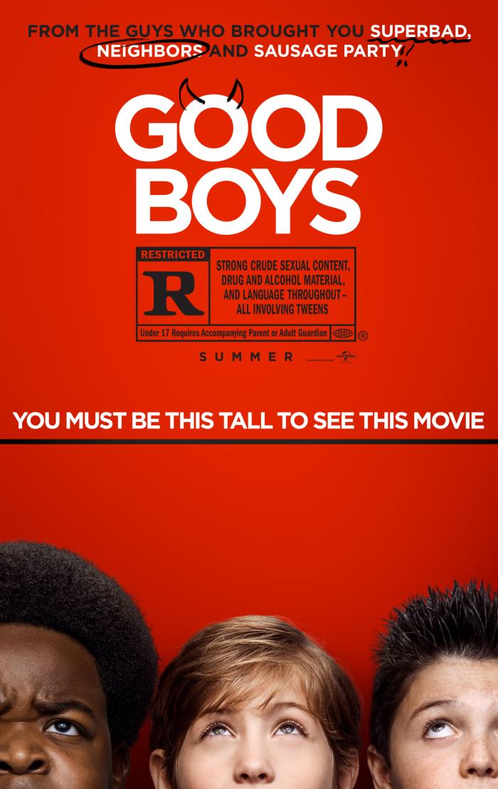 Good Boys 2019 BDRip