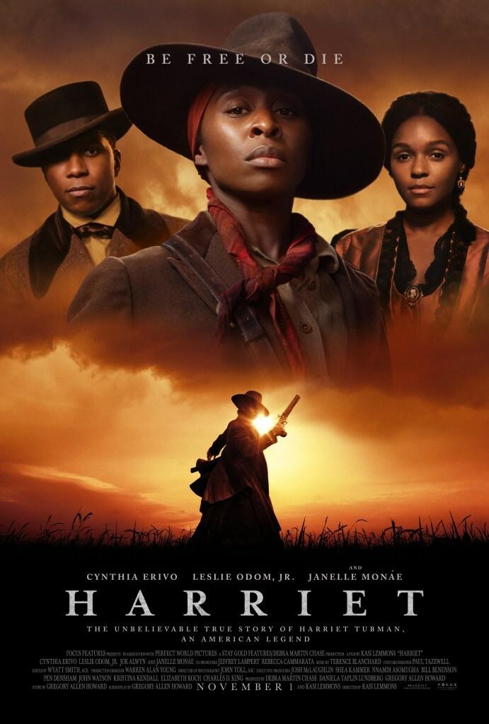Harriet 2019 DVDScr