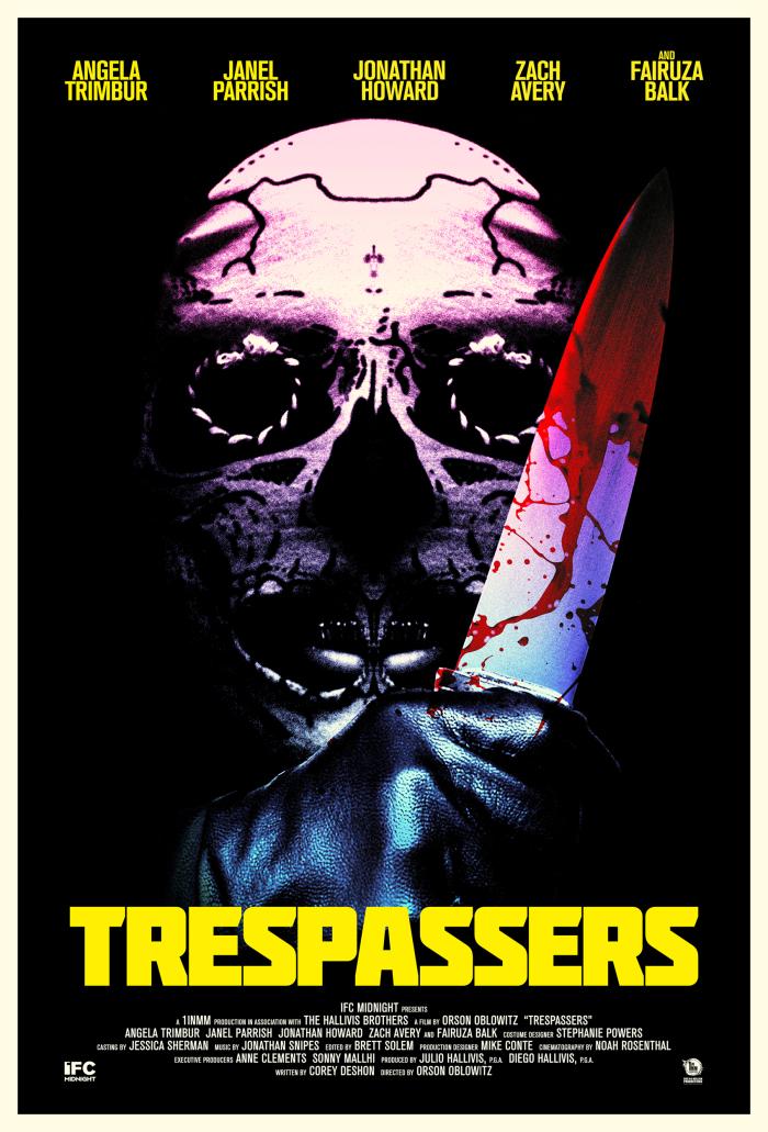 Trespassers 2019 HDRip