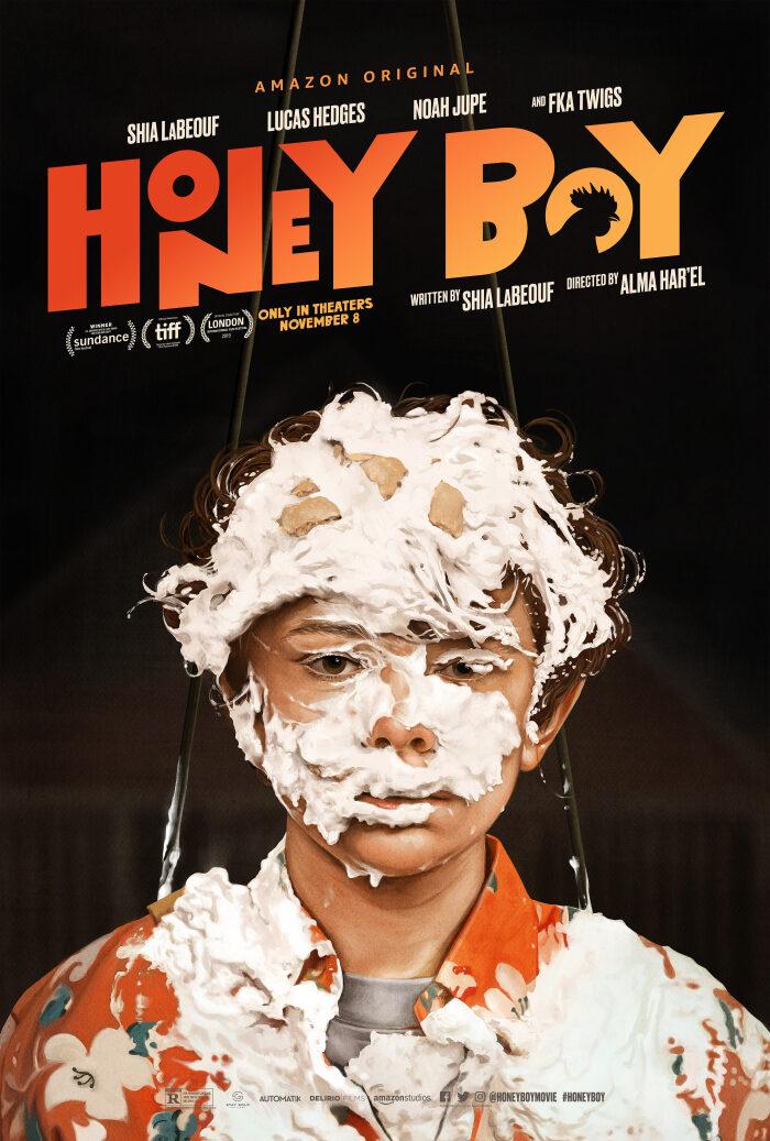 Honey Boy 2019 HDRip
