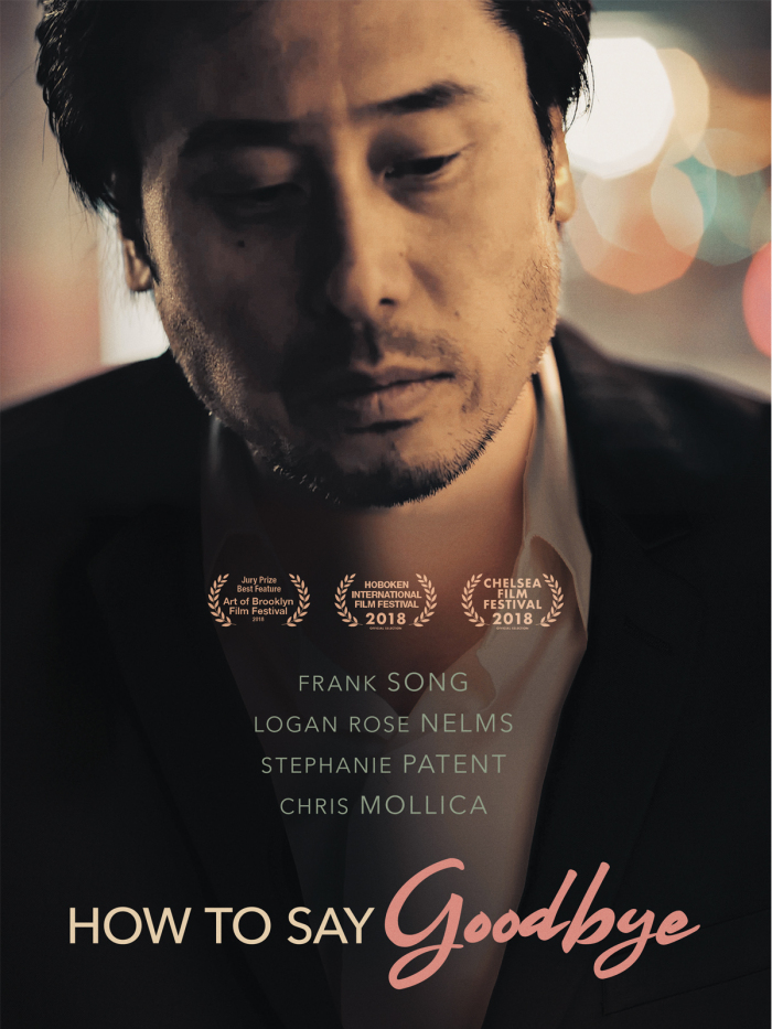How To Say Goodbye 2018 HDRip