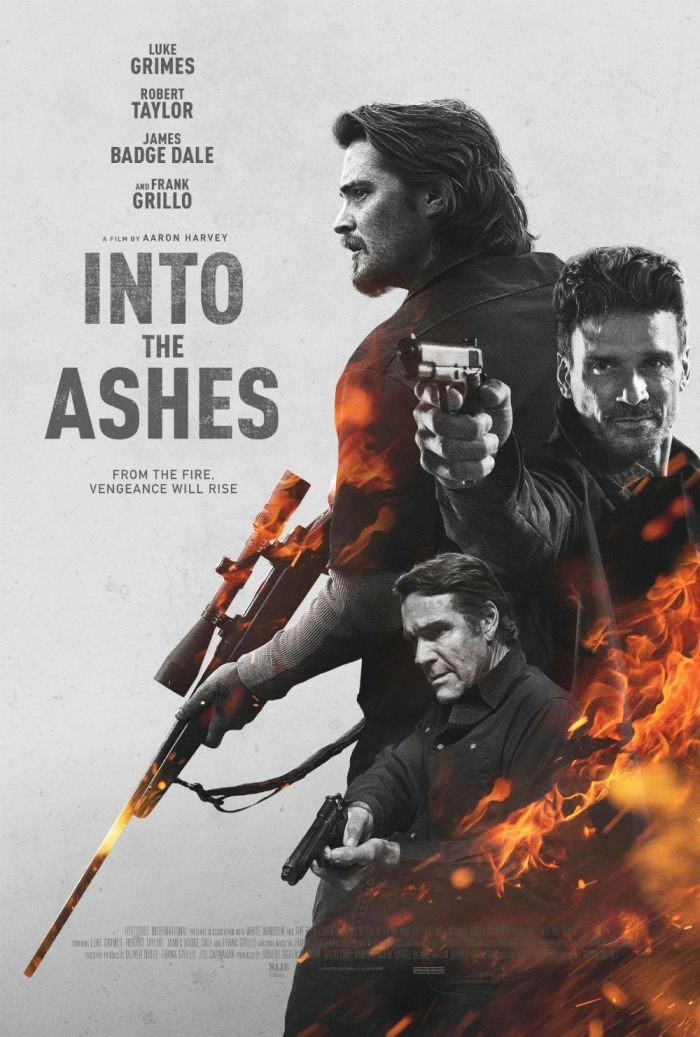 Into the Ashes 2019 HDRip