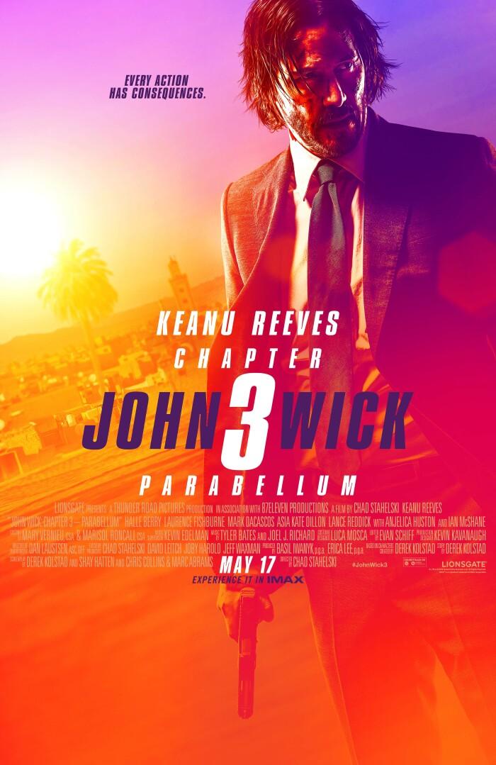 John Wick 3 2019 DVDRip