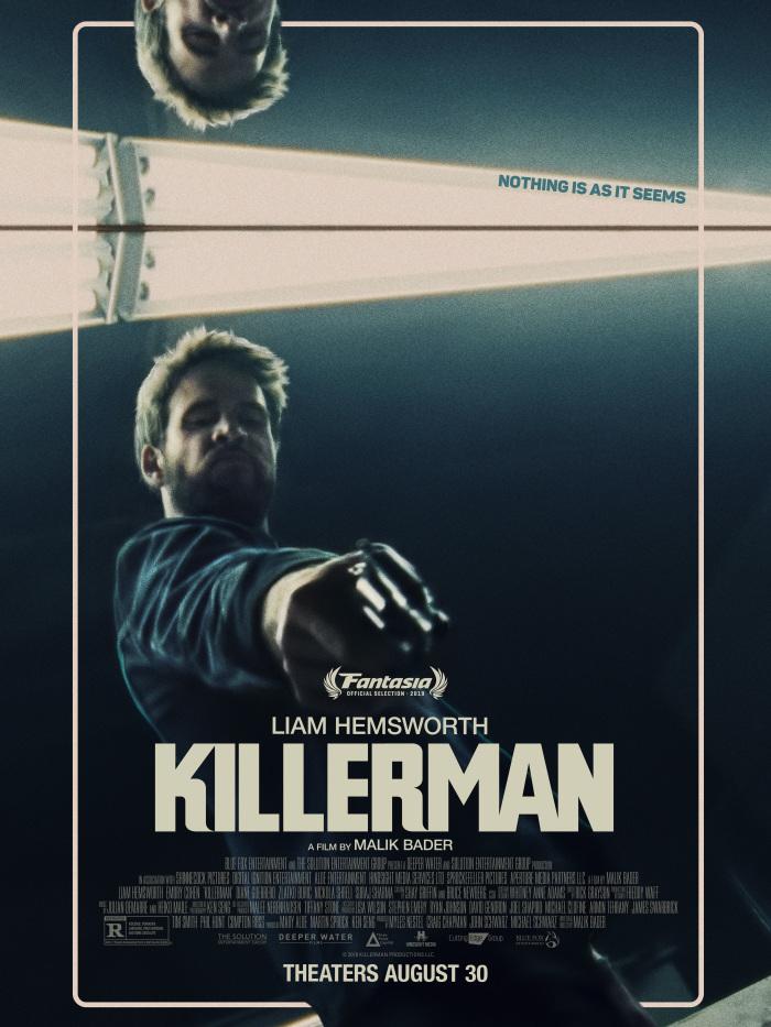 Killerman 2019 HDRip