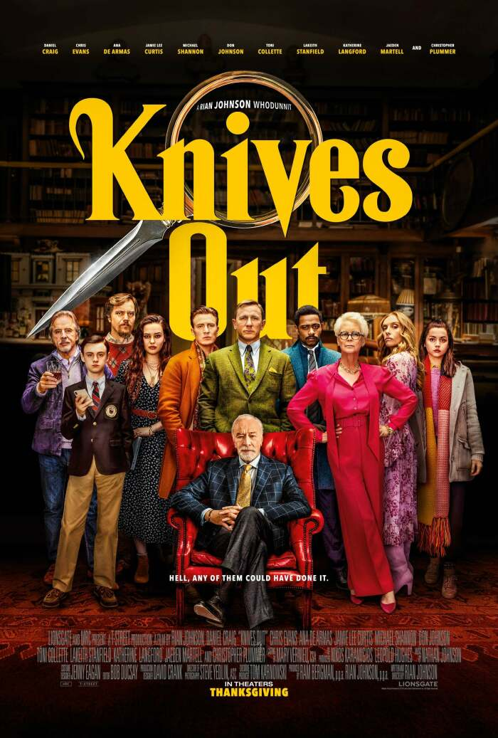 Knives Out 2019 WEBRip