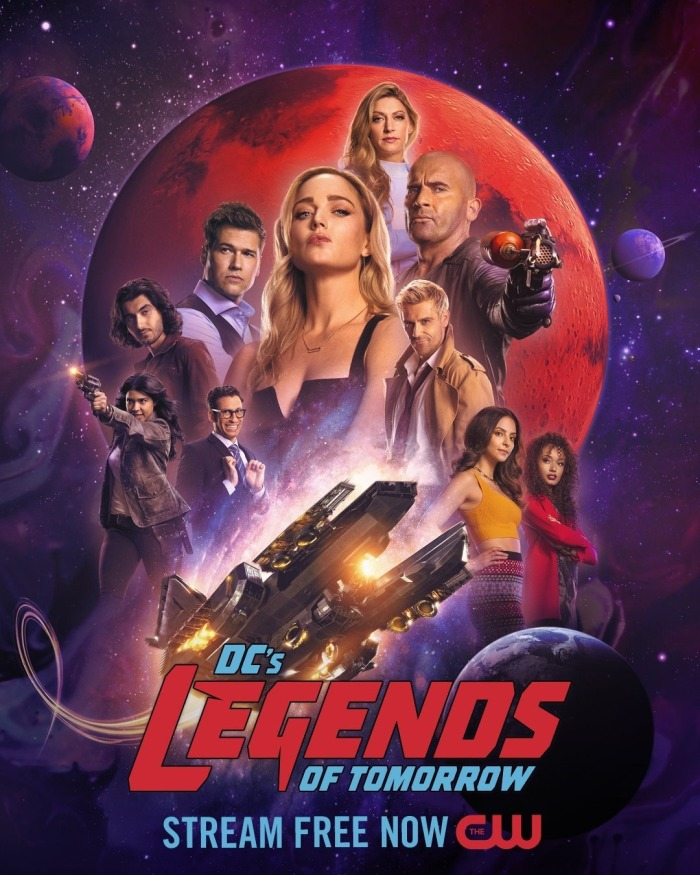 DCs Legends of Tomorrow S03E15 XviD-AFG
