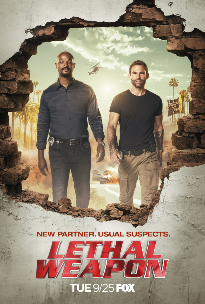 Lethal Weapon S02E10 XviD-AFG