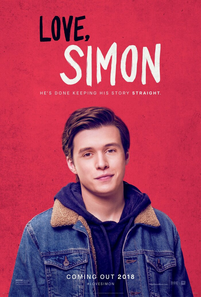 Love Simon 2018 BDRip