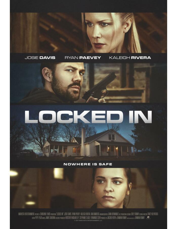Locked In 2017 HDRip