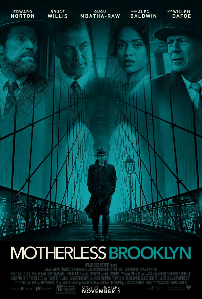 Motherless Brooklyn 2019 BDRip