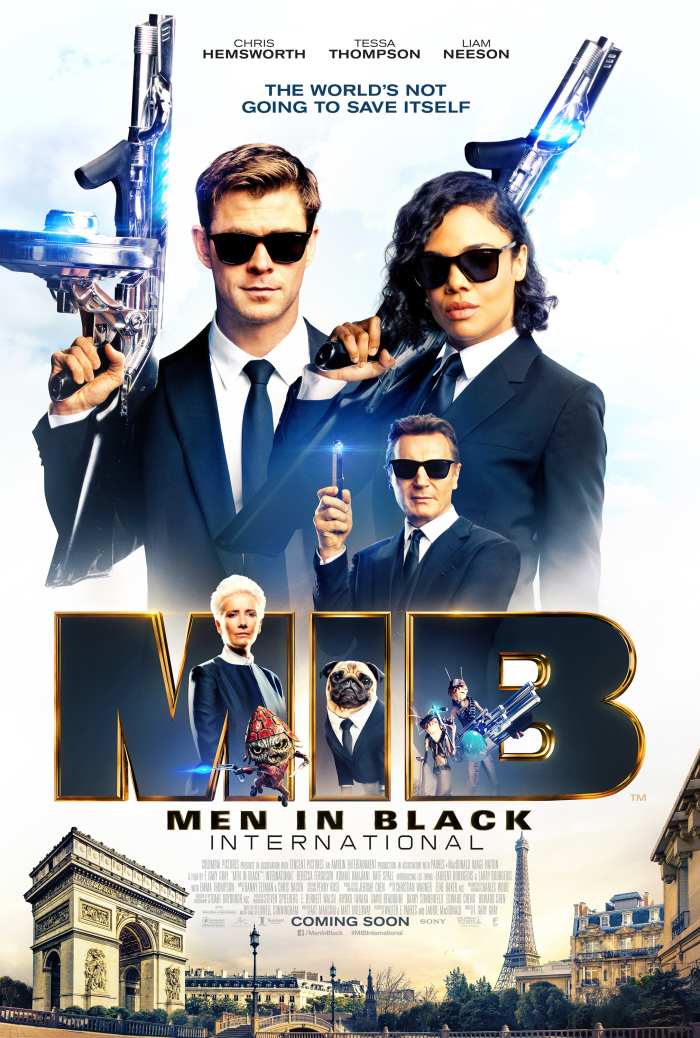Men in Black International 2019 HDRip