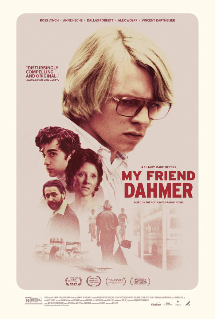 My Friend Dahmer 2017 WEB