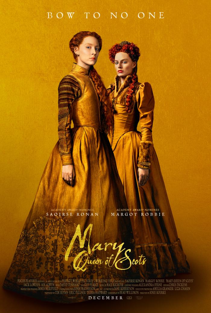 Mary Queen Of Scots 2018 DVDRip