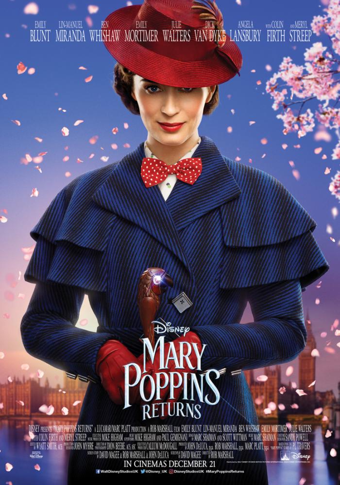 Mary Poppins Returns 2018 BDRip
