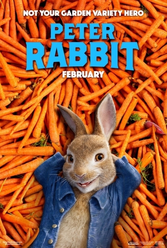 Peter Rabbit 2018 BDRip