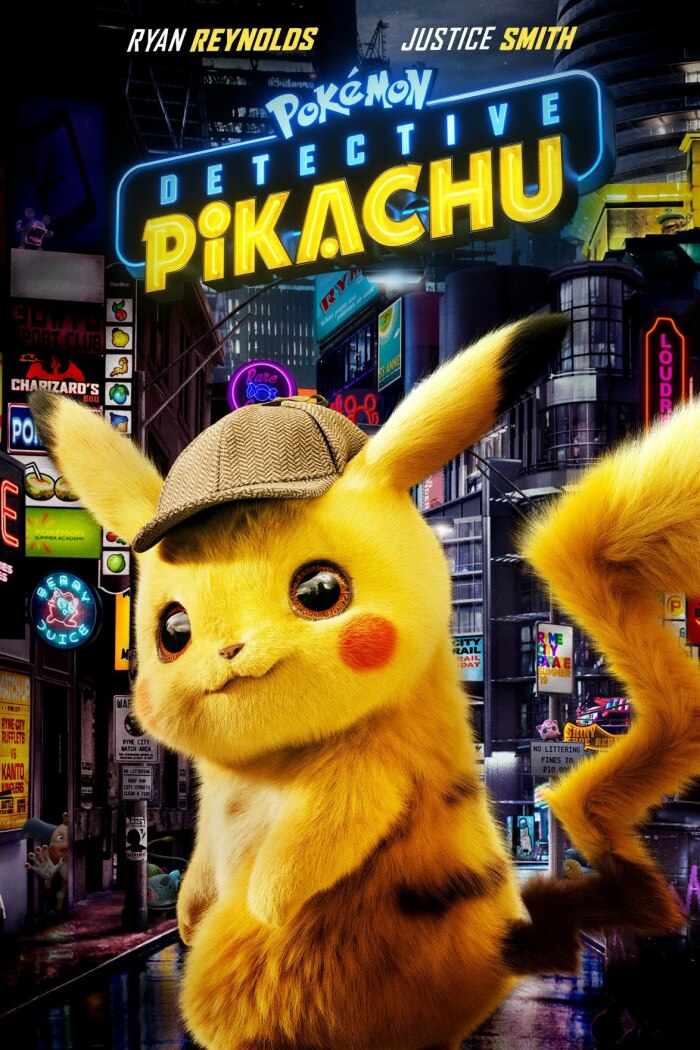Detective Pikachu 2019 720p NEW HDCAM-1XBET | Free Download