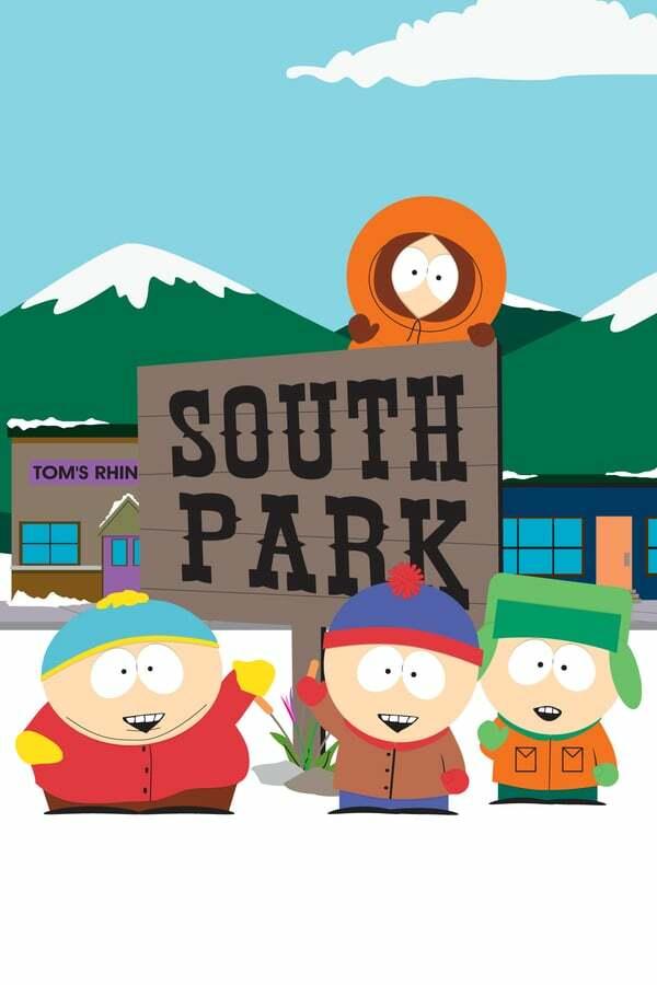 South Park S21E10 XviD-AFG