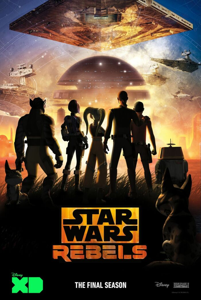 Star Wars Rebels S04E01 XviD-AFG